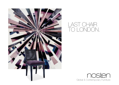 Communion (Argentina) - Nosten Chair